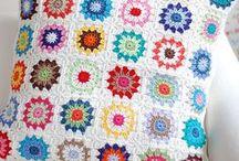 crochet / Ik ben gek op haken! hier verzamel ik de leukste en mooiste ideeën. / by Jojojanneke, hippe geboortekaartjes
