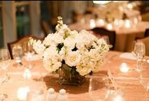 Jaw Dropping Centerpieces & Tablescapes / To guide you through your journey of finding the perfect floral arrangements for your wedding day, we put together a hand-picked installment of the best wedding centerpieces and tablescapes from around the web. Enjoy! / by Crazy Beautiful Weddings