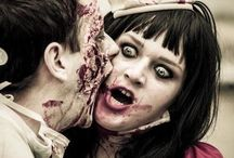 Zombie makeup ideas