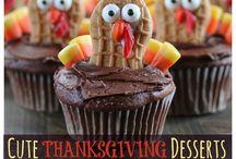 Thanksgiving / by Jennifer Orr