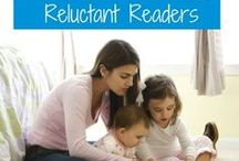 Struggling & Reluctant Readers / Head over to our Struggling Readers Pinterest page for more tips and tools to reach your reluctant readers http://www.pinterest.com/orcabookpub
