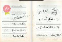 Fonts / Schriften