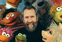 Amazing Jim Henson <3 and his Amazing Muppets! / Jim Henson was an amazing Man who did amazing things for the love of children.  The world was a better place with him in it. So miss this fantastic man!  I cried when he died! / by Marilyn Tolnai