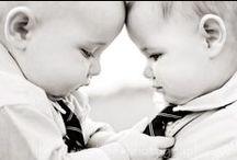 For Adam & Collin<3 / Twin Baby Boy stuff!! / by Marilyn Tolnai