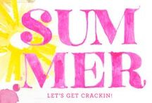 Summer '14 / Lilly Pulitzer Summer 2014 Collection / by Lilly Pulitzer
