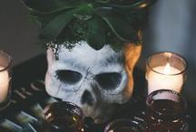 Halloween / Decorations, recipes and ideas for Halloween