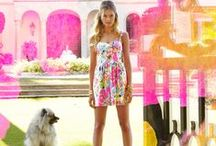 Summer '15 / Lilly Pulitzer Summer 2015 Collection featuring bright printed shorts, shift dresses, tunics & more / by Lilly Pulitzer