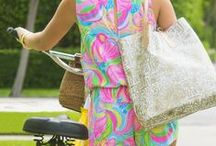 New Arrivals / The Newest Lilly Pulitzer Resort Dresses, Kids Styles, Shoes, Accessories & More - Always Free Shipping & Effortless Returns. xx / by Lilly Pulitzer