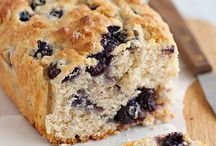 Muffins and breads for coffee and tea time / Breads, muffins, cookies, oatmeal muffins, easy bread recipes, cookies that go great with coffee