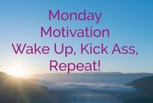 Motivation / Inspirational Quotes ranging from workout motivation to humpday quotes, to my favorite tips to become the best version of yourself.