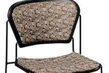 Stackable and Guest Seating
