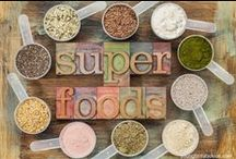 Superfoods for Health, Beauty, and Weight Loss / The amazing health benefits of adding certain superfoods into your diet. I include amazing superfood smoothie recipes and talk about the superfood health benefits of Maca, Chia Seeds, Spirulina, Goji Berries and so much more!