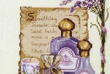 Lavender + herbs