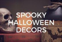 Spooky Halloween Decors | Murphy Timmis Realty