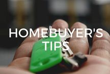 Homebuyer's Tips