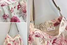 Tote Bags, Make Up & Wash Bags