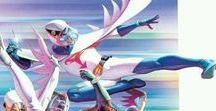 G-Force / Battle of the Planets / G-Force / Gatchaman