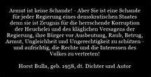 Gesellschaftskritische Zitate und Politik - Zitat - Zitate - Quotes deutsch / Zitat - Zitate - Quotes deutsch von Horst Bulla, dt. Freidenker, Dichter und Autor