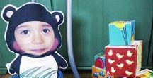 Kinderzimmer / Dekoration / DIY / Inspiration für das Kinderzimmer - es gibt so viele schöne und kreative Ideen