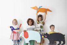 Kinderspiele - Beschäftigung - Spaß / Beschäftigung und Lustiges für die Kleinen
