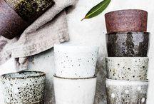 Keramik Porzellan Beton