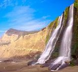 Northern California Waterfalls / Finding the most stunning waterfall hikes in California