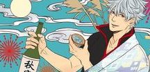Gintama / Fan art - Gintama