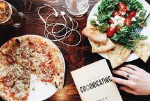 Favorite Eats / The best restaurants on the block.