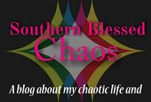 Southern Blessed Chaos / Yes, I am self promoting, and I love it!  Just starting out at this blogging game, so be patient with me as I add more content, stories, and adventures from my blog at southernblessedchaos.blogspot.com