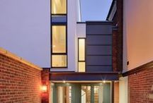 Modern New Build City Centre Home by Quentin Jones / The brief for Holland House was a modern compact two bed home with lots of natural light tucked away from the hustle and bustle of the surrounding city.