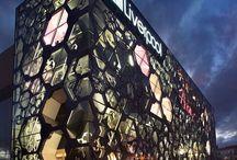 LED facade