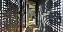 INTERIORS / Interior design with metal concepts
