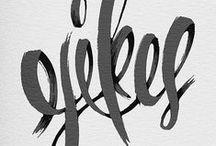 illustration//typography / Sketchbook addict!