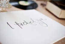 I do! / by Amanda Straub