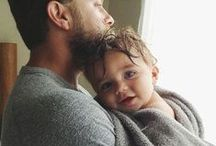 Dads & Kiddos / Seeing fathers with their kiddos just fill our hearts with so much joy! This board is dedicated to those types of photos! / by Mr. Dad