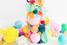 Party Ideas / Kids party ideas. And maybe a few for grown-ups ;)