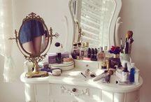 Penteadeiras, closets e decor / Decor que inspira sua casa.
