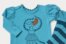 Petites Pestes / Hand-made, quality screen-printed shirts for babies 3 to 18 months, with assorted leggings