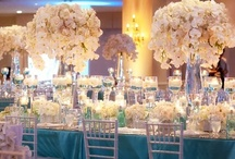 Wedding: Ceremony & Reception Flowers & Decor / by The Chic Brûlée