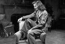 Katharine Houghton Hepburn / by Julaine Haraden Morley