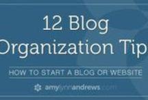Blogging / by Carol Anne