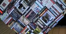 books decor/art