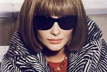 Anna Wintour / The madame of fashion..... / by Carol Anne