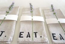 TABLE SCAPING / by Christina Reinersman