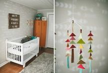 nursery ideas / by Paige Marchand