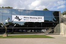 RhinoMeeting 2014 / RhinoMeeting 2014 pidettiin Barcelonassa lokakuun lopussa 2014.