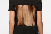 Переделка футболок