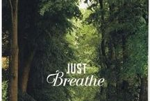 Breathe / Finding balance and peace in my life. / by Jennifer Condrey
