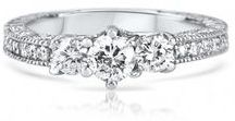 Three Stone Engagement Rings Houston / Design your own three-stone engagement ring online. Browse our selection of three-stone engagement rings and choose the perfect diamond to match with it. http://www.jewelrydepothouston.com/three-stone-engagement-rings.html