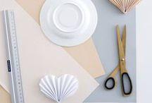 DIY // Papier / Papierflieger, Origami und mehr. // Paper crafting